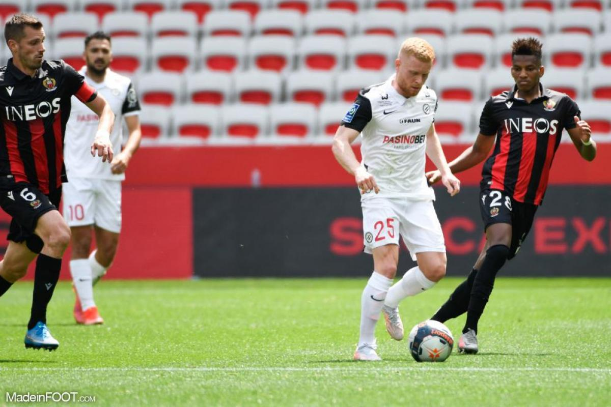 L'album photo du match entre l'OGC Nice et le Montpellier HSC.