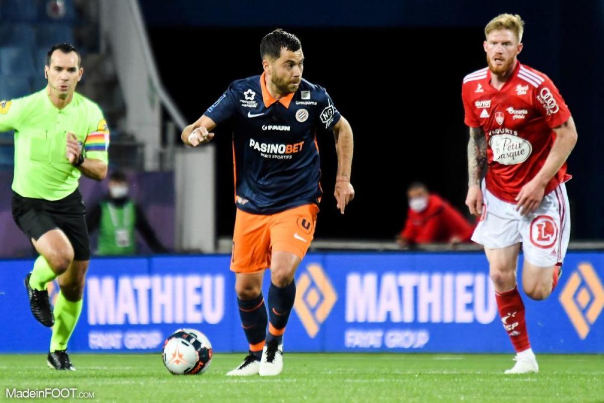 Téji Savanier est un des meilleurs milieux du Championnat de France