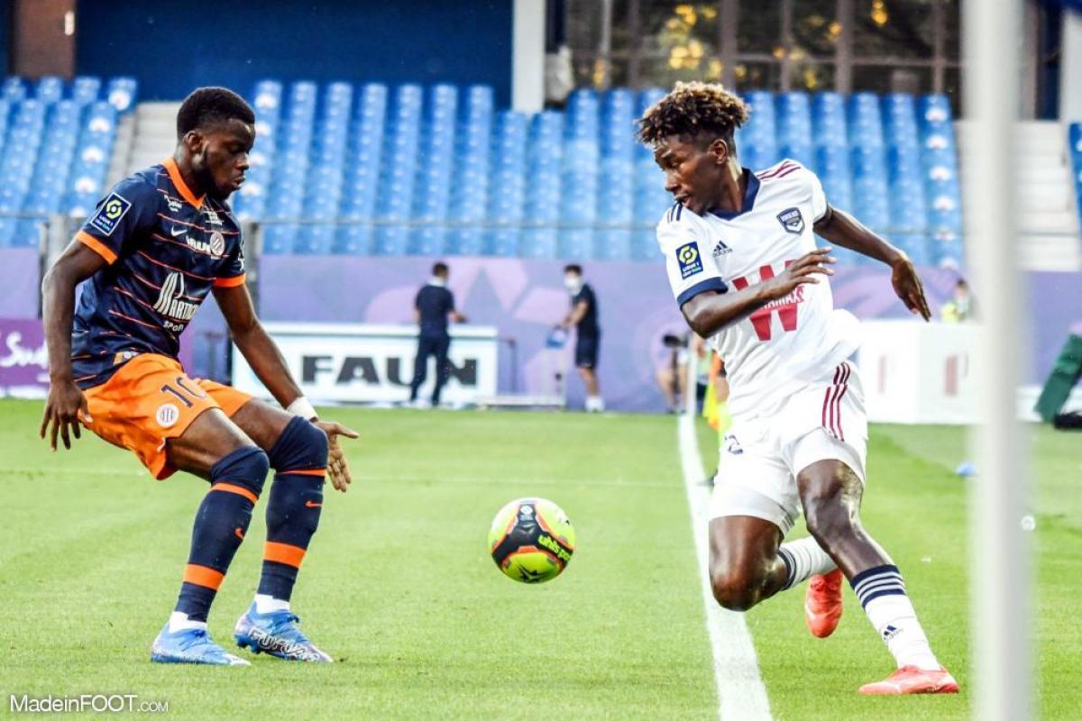 L'album photo du match entre le Montpellier HSC et les Girondins de Bordeaux.