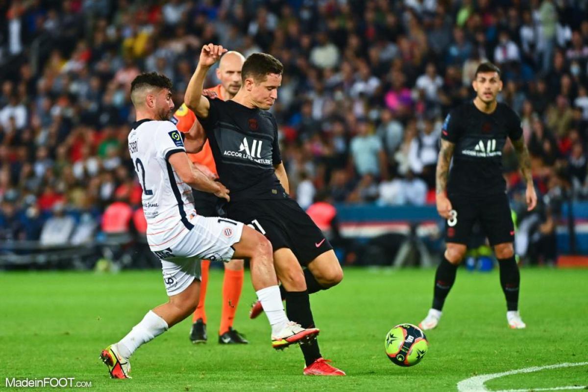 Le Montpellier HSC s'est incliné face au Paris Saint-Germain (2-0), ce samedi soir en Ligue 1.