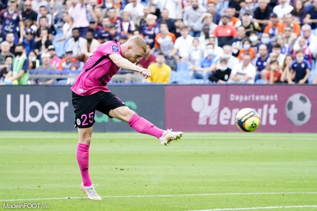 Le Montpellier HSC et le RC Strasbourg Alsace se sont quittés sur un score de parité (1-1), ce samedi après-midi en Ligue 1.