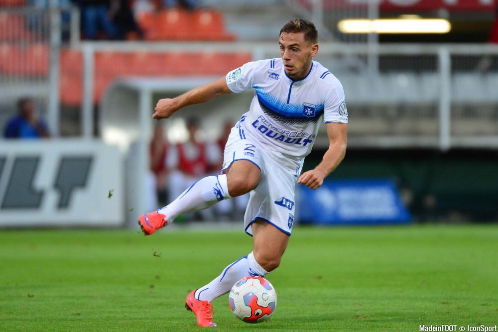Montpellier insiste pour Ruben Aguilar.