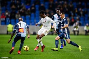 Opa Nguette, notamment, fait partie des joueurs suivis par Montpellier.