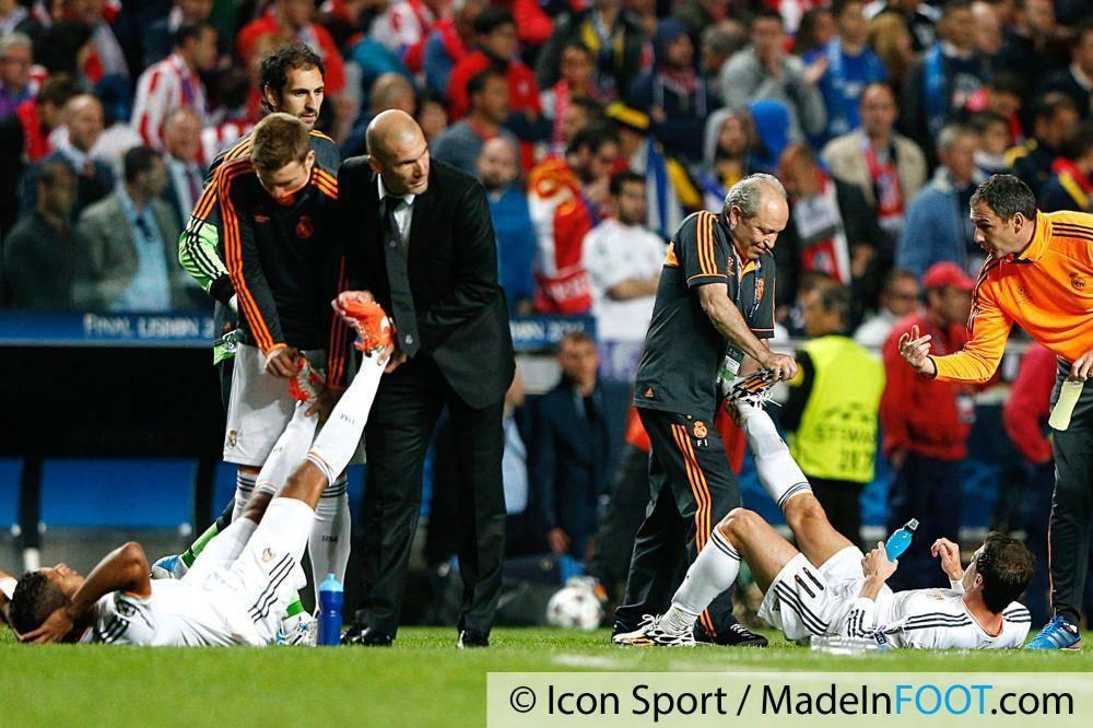 L'actualité footballistique de ce lundi après-midi 27 Octobre 2014 a été marquée par la sanction infligée à Zidane