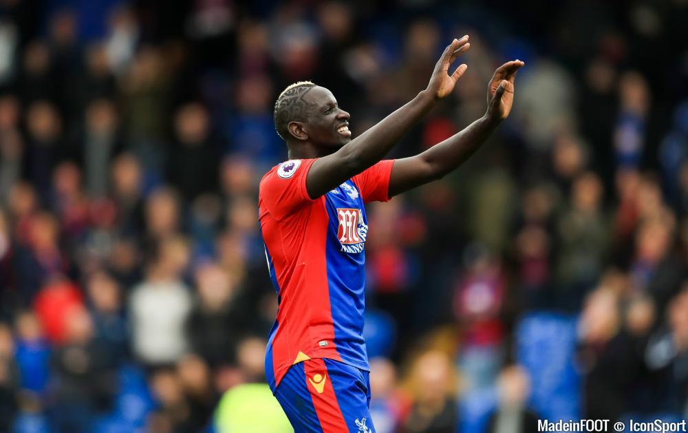 Mamadou Sakho sous les couleurs de Crystal Palace