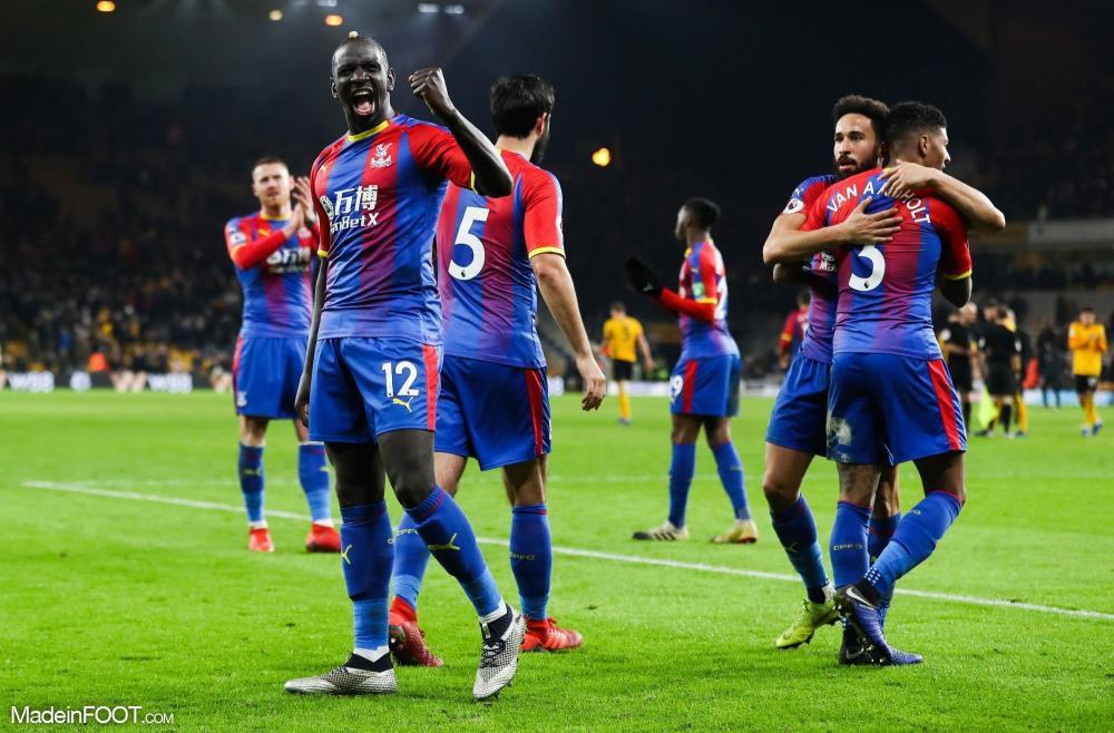Mamadou Sakho, ici sous les couleurs de Crystal Palace.