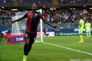 Serge Gakpé devrait quitter le Genoa cet été.